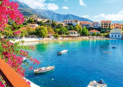 Автобусна екскурзия до остров Лефкада от Пловдив