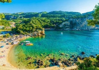 ВЕЛИКДЕН на остров КОРФУ, Гърция