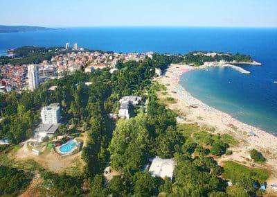 Почивка в Китен-хотел АТЛИМАН БИЙЧ с организиран транспорт от Пловдив