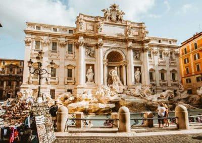 самолетна екскурзия до Рим